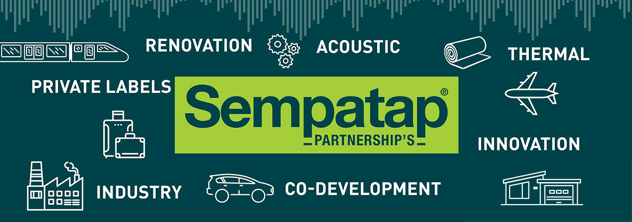 Thanks to its coating expertise, Sempatap is the partner to industry customers.