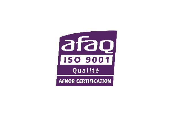 AFAQ ISO 9001 certification