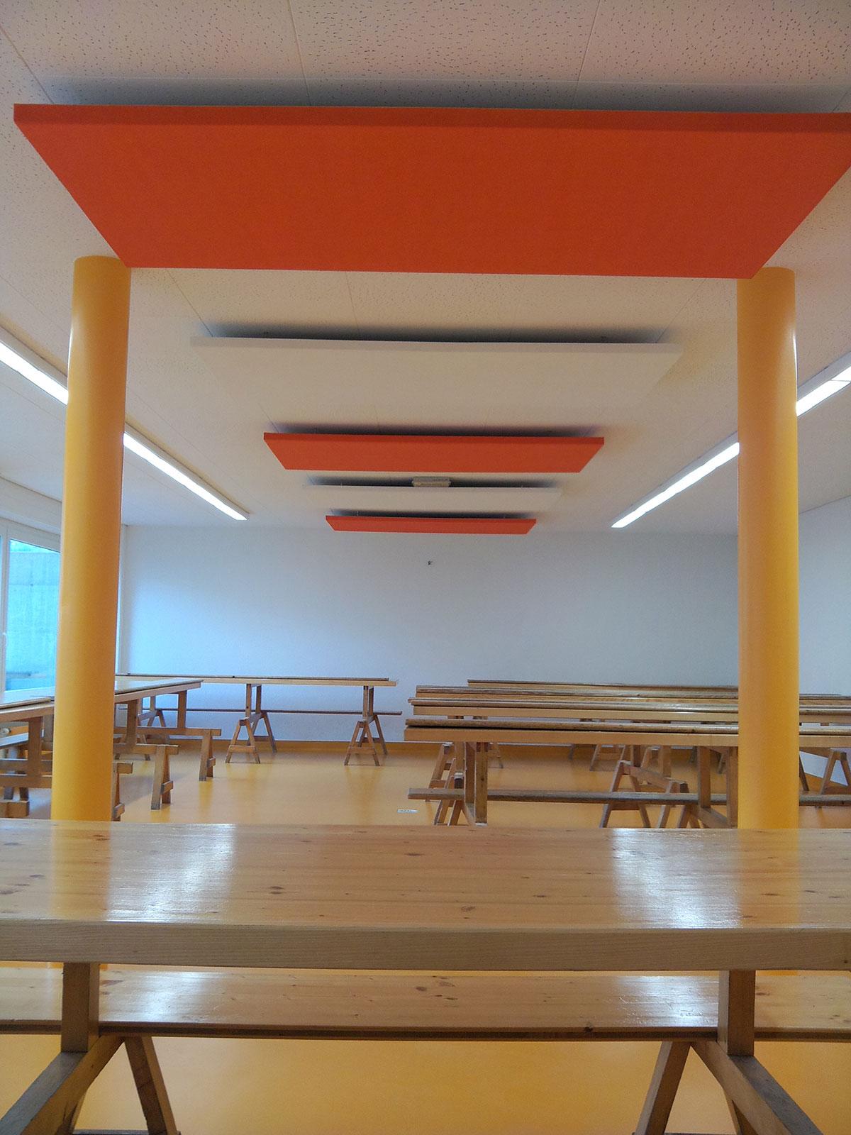 absopanel decorative sound absorbing panels ceiling sempatap. Black Bedroom Furniture Sets. Home Design Ideas