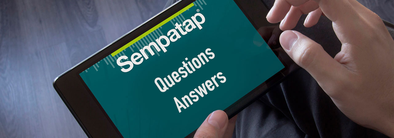 Sempatap questions and answers about soundproofing, thermal insulation, sound absorption and installing or applying Sempatap products.